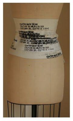artlab waist wrap front