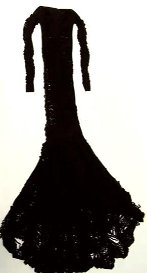 Gareth Pugh LiveStudio dress