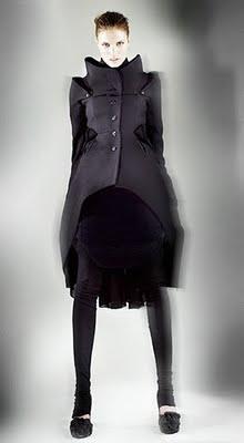 Kristofer Kongshaug F_W 09_10 coat