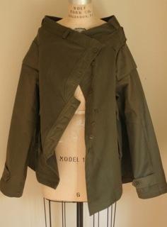 ArtLab Oversized Revolutionary Jacket