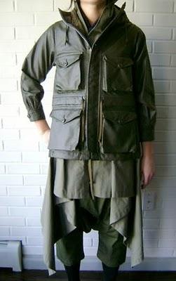 CdG coat