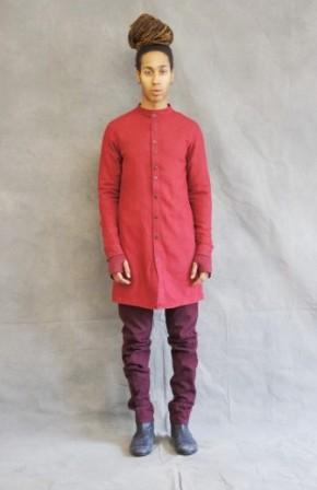 washed silk preist shirt red (9)-350x531